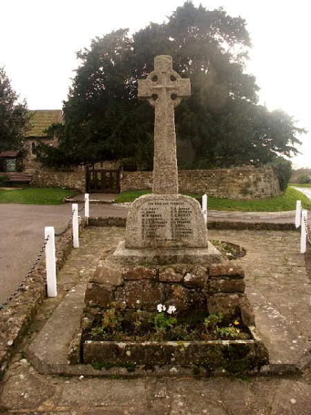 Newington-next-Hythe Memorial